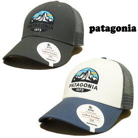【あす楽】 Patagonia Fitz Roy Scope LoPro Trucker Hat - 38218 / Mesh Cap (メッシュキャップ) / スナップバック / 帽子 /adjustable