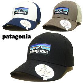 【あす楽】 Patagonia P-6 Logo Roger That Hat - 38132 / Cap / キャップ / スナップバック / 帽子 / ハット / adjustable