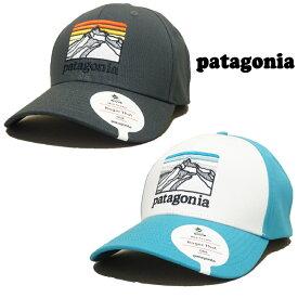 【あす楽】 Patagonia Line Logo Ridge Roger That Hat - 38253 / Cap / キャップ / スナップバック / 帽子 / ハット / adjustable