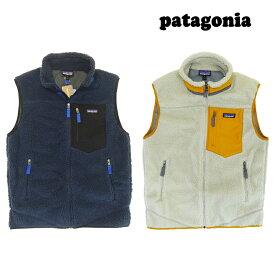 【あす楽】 Patagonia Men's Classic Retro-X Vest / メンズ クラシック レトロX ベスト / ボアベスト / Vest / ベスト / パタゴニア / 23048