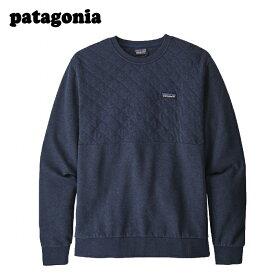 【あす楽】 Patagonia Men's Organic Cotton Quilt Crewneck Sweatshirt / 25320 / クルーネック スウェットシャツ / パタゴニア オーガニック コットン キルト クルーネック スウェットシャツ / スウェット / L/S / ロングスリーブ / 長袖