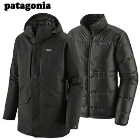 【あす楽】 Patagonia Men's Tres 3-in-1 Parka / 28388 / パタゴニア メンズ トレス スリーインワン パーカ / Parka / パーカー / Jacket / ジャケット / ダウンジャケット / アウター