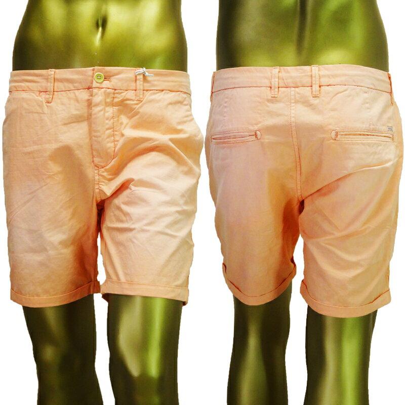 【あす楽】SCOTCH & SODA Garment dyed slub cotton dress chino shorts / SHORT PANTS 15010481107 (メンズ ショートパンツ)