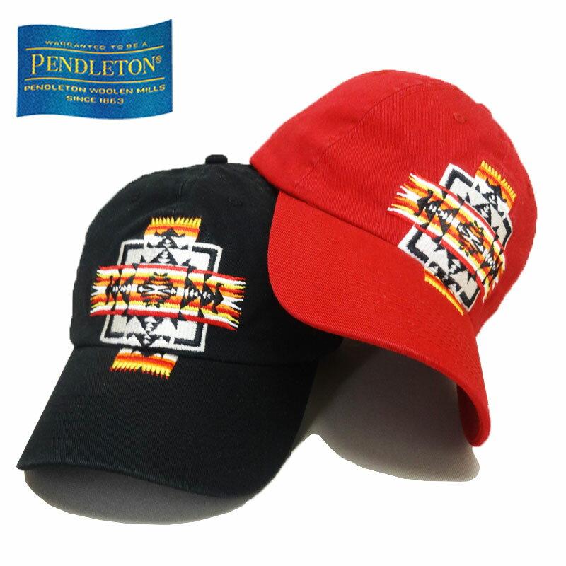 【あす楽】PENDLETON EMBROIDERED CAP / ペンドルトン エンブロイダリーキャップ / 刺繍 / AB752