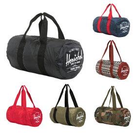 【あす楽】 訳あり Herschel Supply Co. - Packable Duffle Bag 10078 [ハーシェル・サプライ] パッカブル ダッフルバッグ