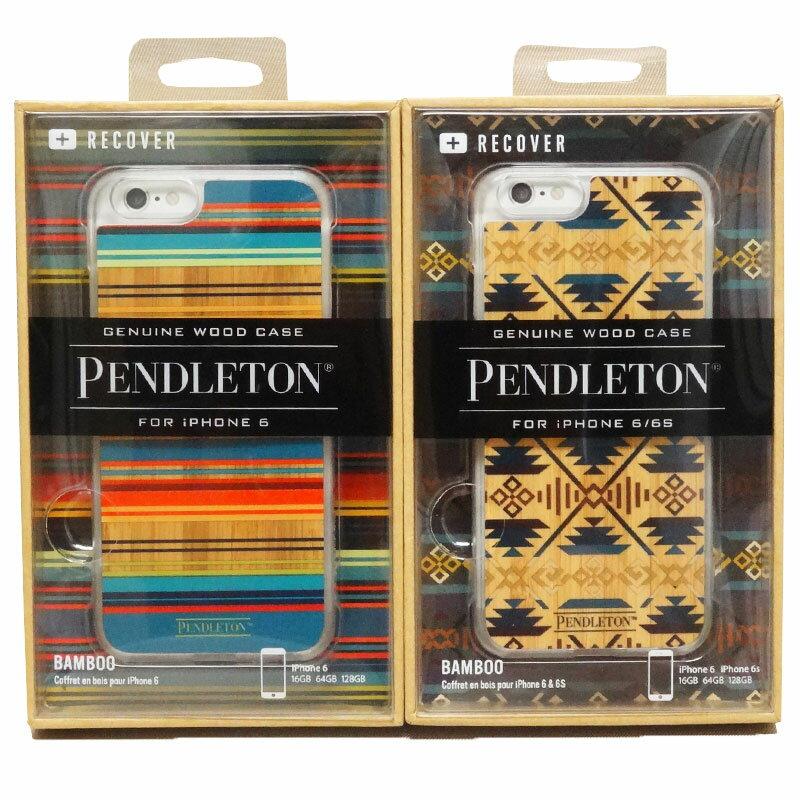 【あす楽】RECOVER (リカバー) / PENDLETON (ペンドルトン) iPhone 6 Case アイフォン 6 ケース【iPhone 6】