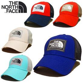 【あす楽】THE NORTH FACE MUDDER TRUCKER HAT / HATS / CAP / ザ・ノース・フェイス / Mesh Cap (メッシュキャップ) / ロゴ / トラッカー / ハット / スナップバック / 帽子 / NF00CGW2