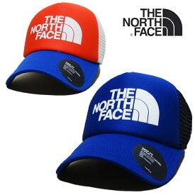 【あす楽】THE NORTH FACE TNF LOGO TRUCKER HAT / HAT / CAP / ザ・ノース・フェイス / Mesh Cap (メッシュキャップ) / ロゴ / トラッカー / ハット / スナップバック / 帽子 / NF0A3FM3