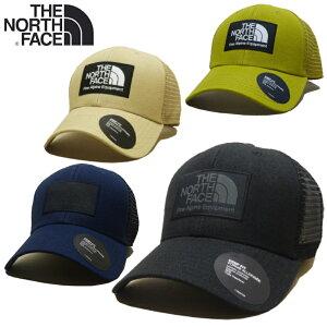 【あす楽】THE NORTH FACE DEEP FIT MUDDER TRUCKER / HAT / CAP / ザ・ノース・フェイス / Mesh Cap (メッシュキャップ) / DF MUDDER TRUCKER / ロゴ / トラッカー / ハット / スナップバック / 帽子 / NF0A3SHT