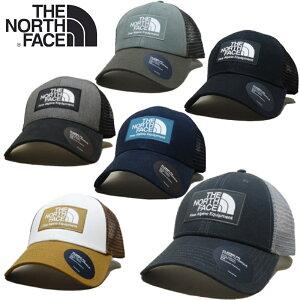 【あす楽】THE NORTH FACE MUDDER TRUCKER HAT / HAT / CAP / ザ・ノース・フェイス / Mesh Cap (メッシュキャップ) / ロゴ / トラッカー / ハット / スナップバック / 帽子 / CLASSIC FIT / NF00CGW2