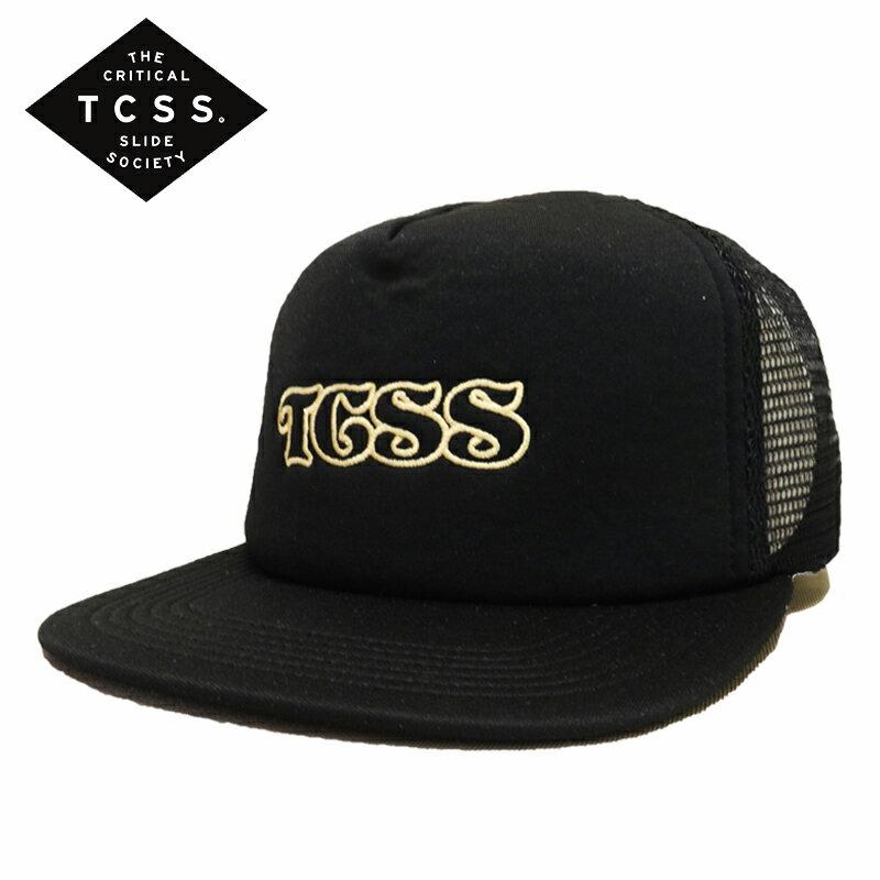 【あす楽】 TCSS MANTRA CAP - ティーシーエスエス キャップ / メッシュキャップ / ロゴ キャップ / スナップバック / SWA1718