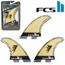 【あす楽】FCS (エフシーエス) FCS II FW PC Carbon Medium Tri Retail Fins / FCS2 / PARFORMANCE CORE CARBON 3本セット / FIREWIRES SHAPER TEMPLATE / パフォーマンス コア カーボン / FFWM-CC01-MD-TS-R