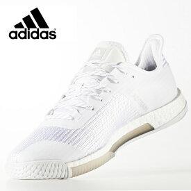 【あす楽】adidas(アディダス) CrazyTrain BOOST M / クレイジー トレイン ブースト メンズ / ランニングホワイト / シルバーメット / コアブラック / ランニングシューズ / トレーニングシューズ / スニーカー / BA8003