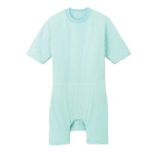 【訳あり】介護大人用ロンパースTシャツ(いたずら防止  おむつ弄り おむつ オムツ 在宅介護 介護用パジャマ 上下 下着 寝間着 大人用ロンパース ツナギ)