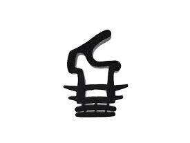 ドアエアタイト エアタイトゴム AZG-116 【1m単位販売】【メーカー取り寄せ品】