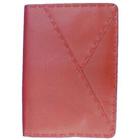 高級本牛革 タブレットPC ケース 赤 ipad mini / Nexus7 / 7インチタブレット対応 スリップイン型  (aarong)(送料無料 メール便)