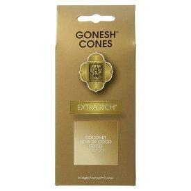 GONESH/ガーネッシュ 【クラシック ココナッツ お香コーン25ヶ入】gns-020
