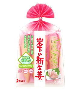 【ショウガ・浅漬け・漬物】岩下の新生姜