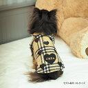 【リバーシブルチェックコート】犬服 犬 服 好き 名入れ 名前入り 名前入れ プレゼント ギフト おしゃれ かわいい ダウン風 コート ア…
