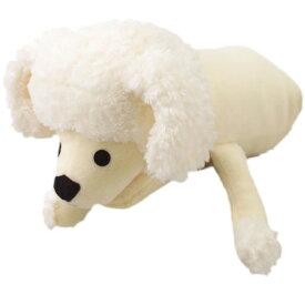 ボンビ アニマルミトン ラブドッグ トイプードル (犬用品 おもちゃ・ぬいぐるみ系) #52061