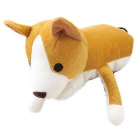 【あす楽】ボンビ アニマルミトン ラブドッグ コーギー (犬用品 おもちゃ・ぬいぐるみ系) #52062