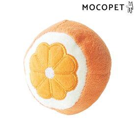 まんまるフルーツオレンジ (犬用品 おもちゃ・ぬいぐるみ系) #54719 ペッツルート