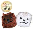マシュマロクッション コスゲ顔カバー / 犬 猫用ベッド クッション カドラー /ふわふわ おしゃれ 低反発 かわいい #k-1100003-00