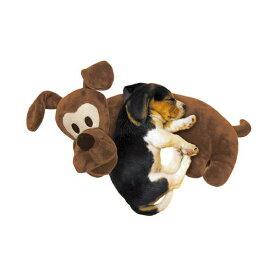 ドギーマン アニマル安眠まくら ドギーちゃん (犬用ベッド・クッション・カドラー)【cute】 #w-090537