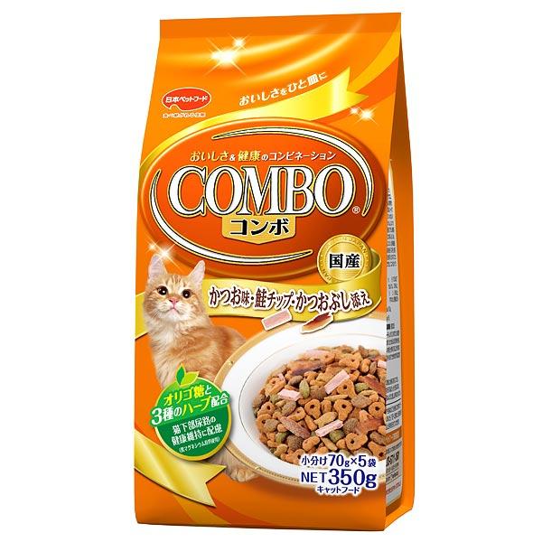 コンボ[CONBO] ミオ かつお味鮭チップ 350g 4902112043165 / #w-124134