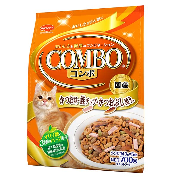 コンボ[CONBO] ミオ かつお味鮭チップ 700g 4902112043172 / #w-124135