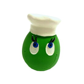 【あす楽】サン ジョルディ[SANT JORDI] たまごシェフ 1個 / スペイン製おもちゃ 超小型犬 / ラテックス(天然ゴム製) 香り付き 笛入り 知育 たまごちゃん 4964658107237 【カラーアソート商品につき、お色の指定はできません】 #w-139484