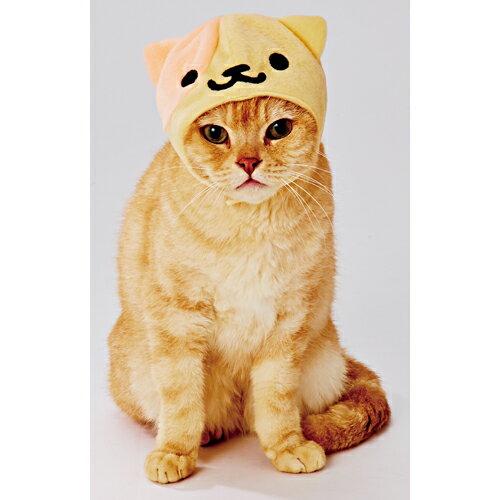 [ペティオ]Petio ねこあつめ 変身ほっかむり くりーむさん キャットウエア 猫服 4903588252549 #w-149592【あす楽】【猫ハウス&ベッドSALE】
