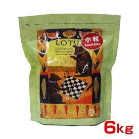 ロータスジャパン シニア 高齢犬用 チキンレシピ 小粒 6kg / 犬用 ドッグフード ドライ 4582259271319 #w-150290