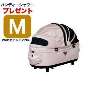 【正規保証つき】 [エアバギーフォードッグ]AirBuggy for DOGドーム2 コット 単品 カート 防寒 キャリー 犬 折りたたみ ベッド M サンドベージュ #w-152361