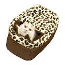 [キャティーマン]CattyMan ネコボックスベッド ショコラ 4976555949964 #w-152856