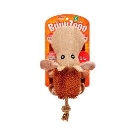 [ペティオ]Petio BuuuZooo うし 4903588231865 #w-154964-00-00 犬用品 おもちゃ ぬいぐるみ系