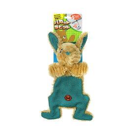 最大350円オフ★[スーパーキャット]Super Cat パカットラビット ブルー / 犬用 おもちゃ 4973640093373 #w-155696-00-00