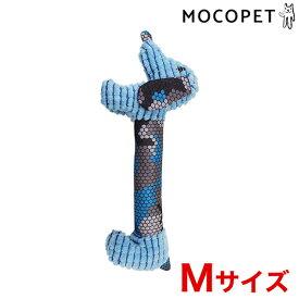 [スーパーキャット]Super Cat スクイーカードック Mサイズ ブルー / 犬 おもちゃ 4973640093588 #w-159023-00-00