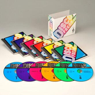 DISCO FREAK(디스코 Phreak) CD6 매 셋트