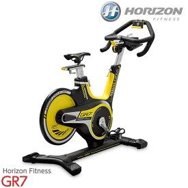 GR7 ジーアールセブン HORIZON FITNESS(ホライゾンフィットネス)エアロバイク【送料無料】