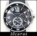 【Cartier】カルティエ カリブル ダイバーウォッチ W7100056【中古】