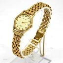 【Helene de Michel】ヘレンミッシェル 金無垢 750 K18 レディース ウォッチ クォーツ 腕時計 【中古】