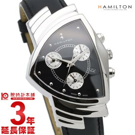 【ショッピングローン24回金利0%】ハミルトン ベンチュラ 腕時計 HAMILTON クロノグラフ H24412732 [海外輸入品] メンズ 時計
