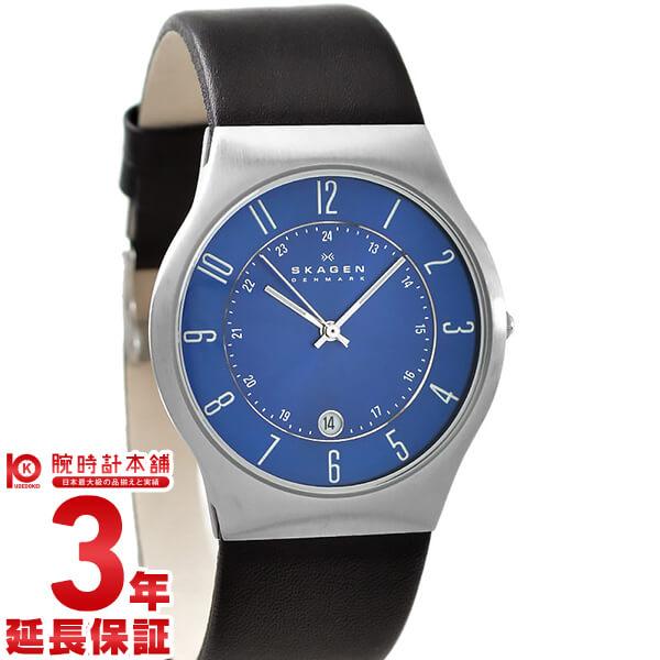 スカーゲン SKAGEN ウルトラスリム 233XXLSLN [海外輸入品] メンズ 腕時計 時計【あす楽】