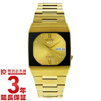 (五)返销进口型号SEIKO5机械式(自动卷)SNY012J女士手表钟表