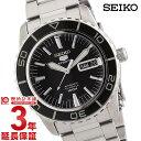 セイコー5 逆輸入モデル SEIKO5 スケルトンバック 100m防水 機械式(自動巻き) SNZH55K1 [海外輸入品] メンズ 腕時計 時計