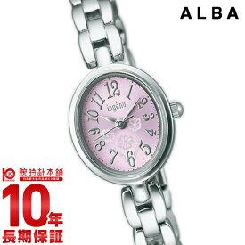 当店ポイント最大38倍!20日23:59まで!セイコー アルバ ALBA アンジェーヌ AHJK403 [正規品] レディース 腕時計 時計