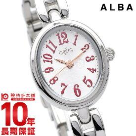 当店ポイント最大38倍!20日23:59まで!セイコー アルバ ALBA アンジェーヌ AHJK404 [正規品] レディース 腕時計 時計