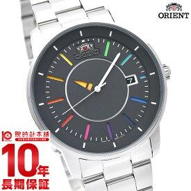 オリエント ORIENT スタイリッシュ&スマート ディスク レインボー 自動巻き WV0761ER [正規品] メンズ 腕時計 時計(2021年10月中旬再入荷予定)