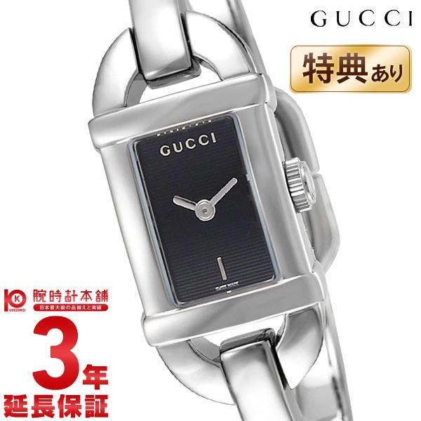 【本日ポイント最大18倍!買うなら今日がお得!】GUCCI [海外輸入品] グッチ バンブー YA068510 レディース 腕時計 時計【あす楽】